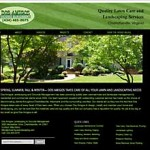 Dos Amigos Landscaping Website