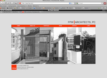 FPW Architects New Website